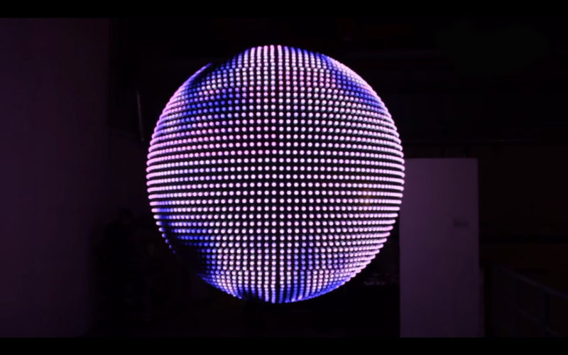 Light Art | Kinetica Art Fair 2013