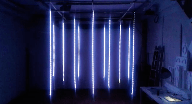 Digital Led Strip installation demos