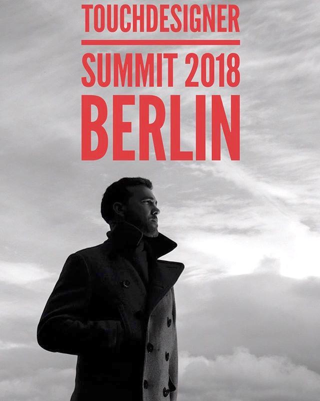 TouchDesigner Summit 2018